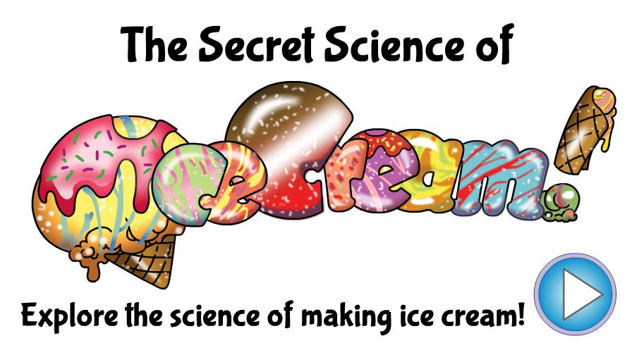 Ice Cream – html5 animation