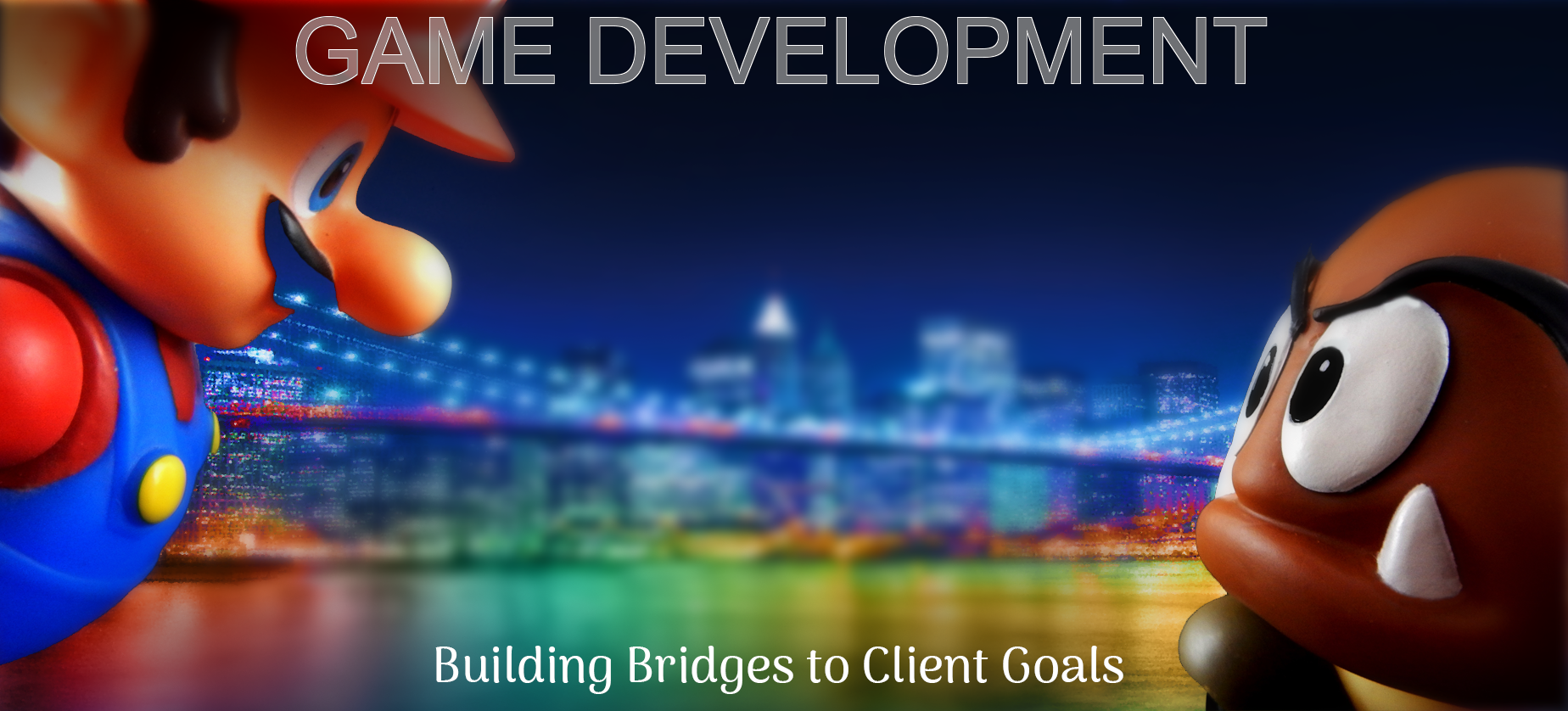 Game Development Web & App: Building Bridges to Clients' Goals