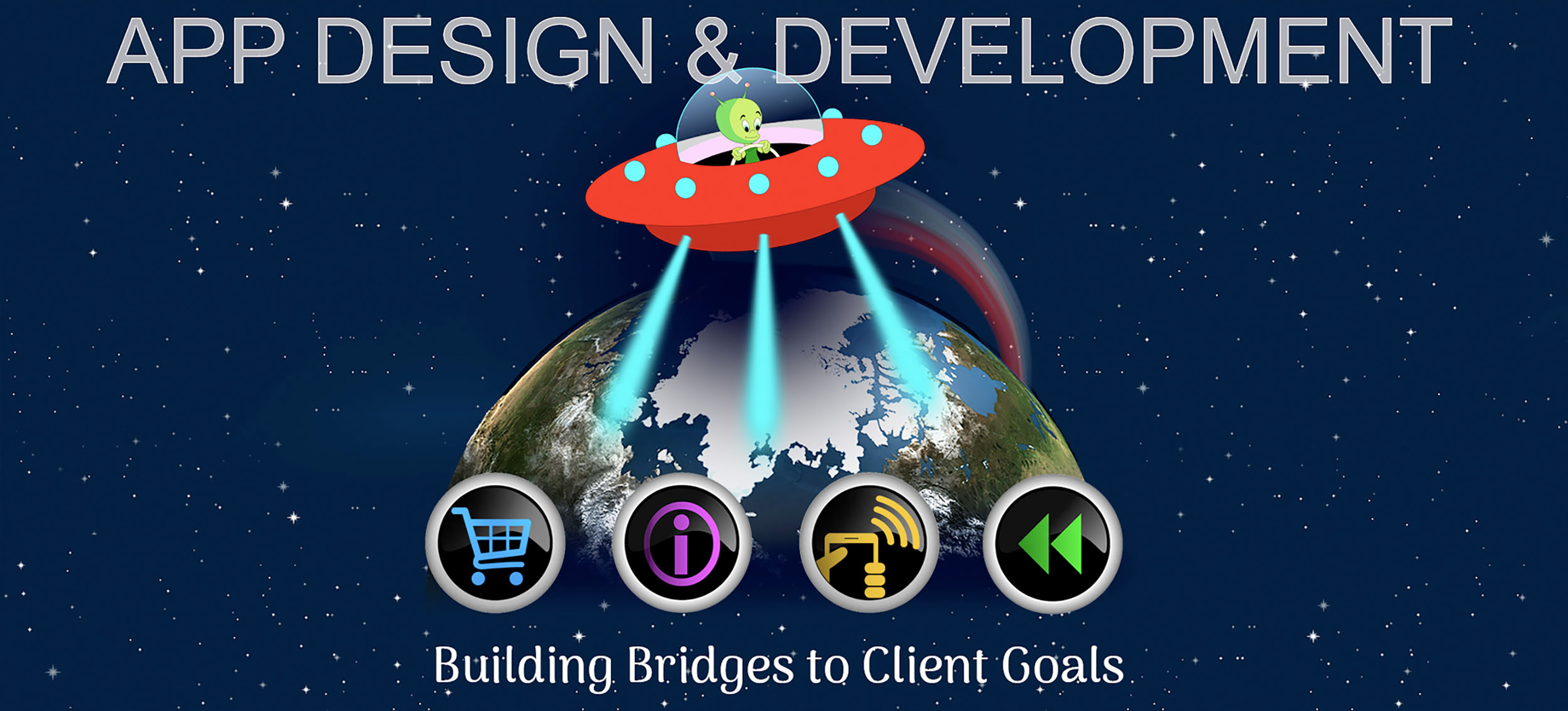 App Designs and Development: The light-speed way to reach your Cybergoals!