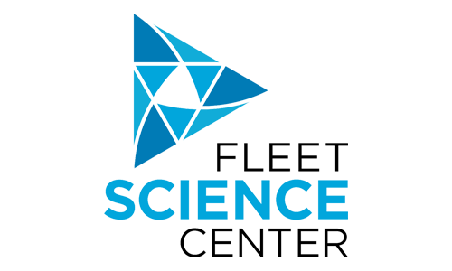 JS Enterprises www.cybergoal.com client logo: Fleet Science Center
