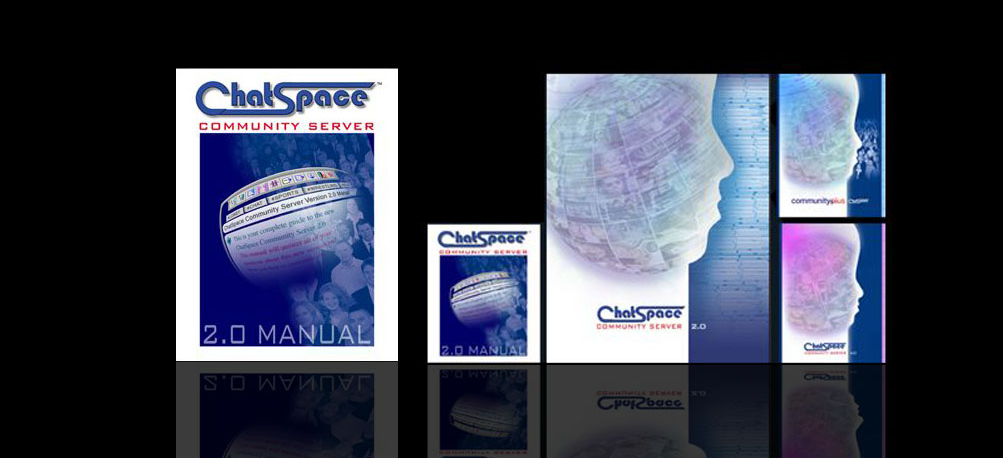Chatspace Graphic Design, Branding and Web Design
