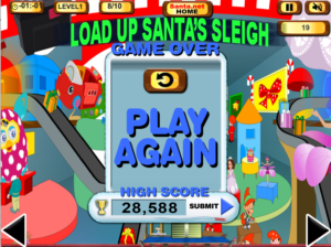 Game Development: Help Santa Load His Sleigh