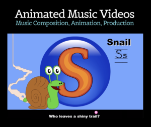 Animal ABCs Children's Animated Teaching Tools