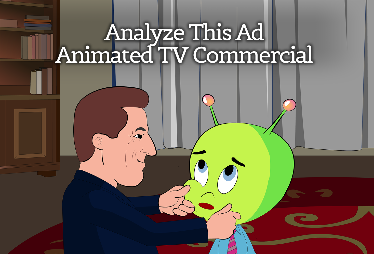 This Animated TV Commercial