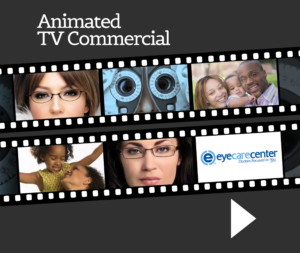 Eye Care Animated TV Commercial