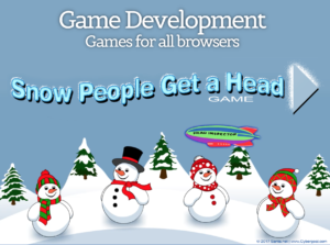 Game Development: Snow People Get a Head – Games for all browsers