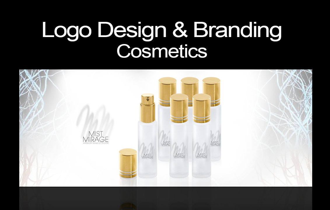 Logo Design & Branding For Mist Mirage