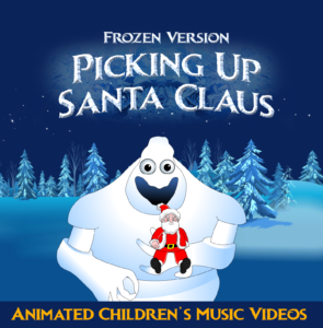 Picking Up Santa Claus Animated Children's Music Video