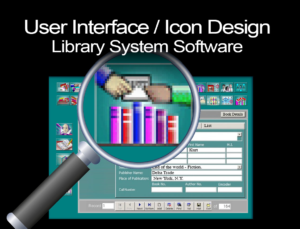 JS Enterprises Icon and User Interface Design Library System