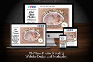 web-design-branding-old-time-photos-text